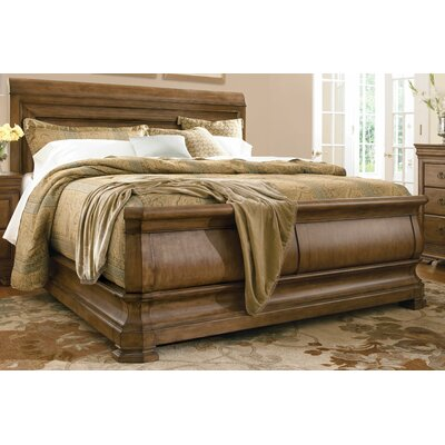 Universal Furniture New Lou Sleigh Bed