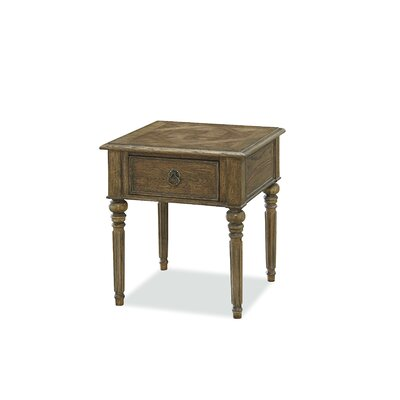Universal Furniture New Bohemian End Table