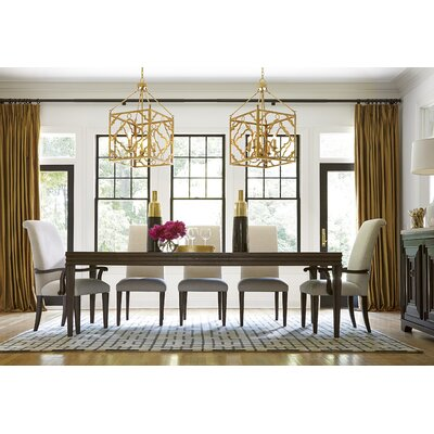 Universal Furniture California 9 Piece Dining Set Image