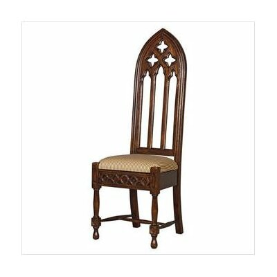 Design Toscano Viollet-le-Duc Gothic Cathedral Side Chair