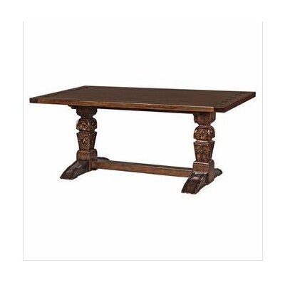 Design Toscano English Gothic Refectory High Dining Table