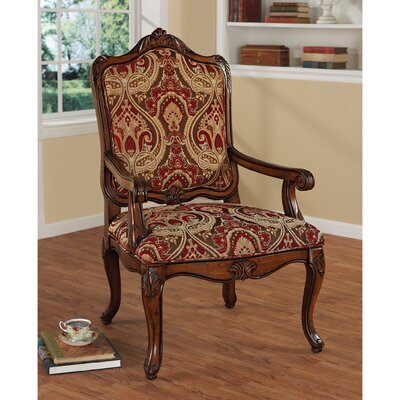 Design Toscano Louis XV Bergere Arm Chair (Set of 2)