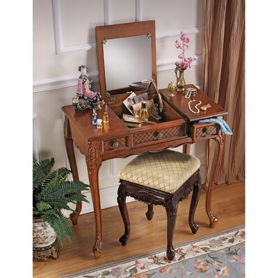 Design Toscano Princess Caroline Vanity with..