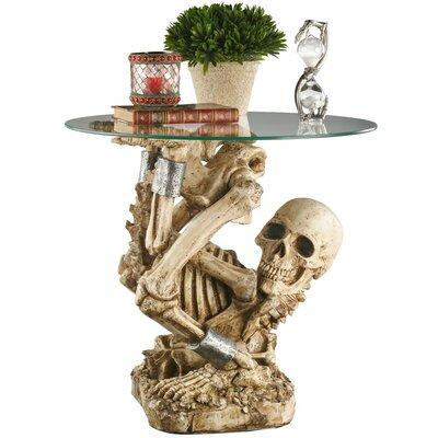 Design Toscano The Contortionist Skeleton..