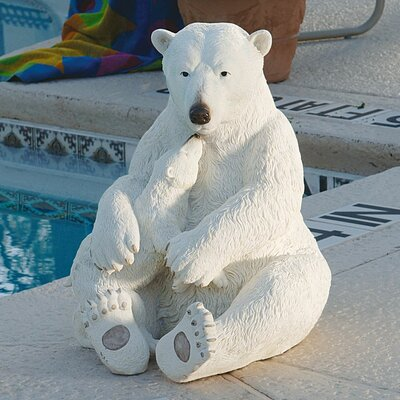 Design Toscano The Polar Bear Pair Statue Wayfair