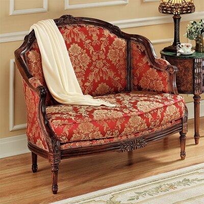 Design Toscano Antoinette Loveseat