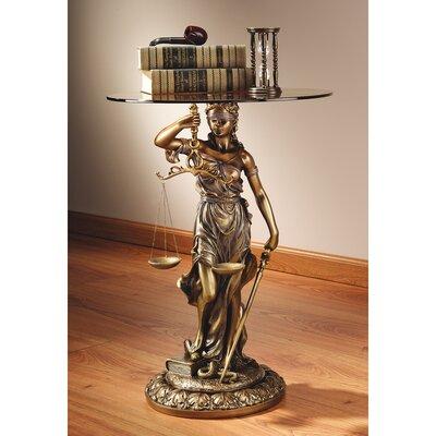 Design Toscano Blind Justice Sculptural E..