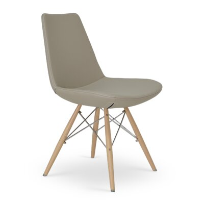 sohoConcept Eiffel MW Wood Side Chair