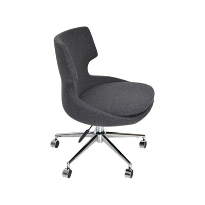 sohoConcept Patara Leather Office Chair