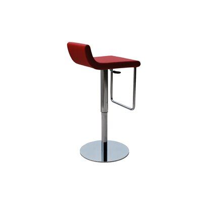 sohoConcept Adjustable Height Swivel Bar Stool