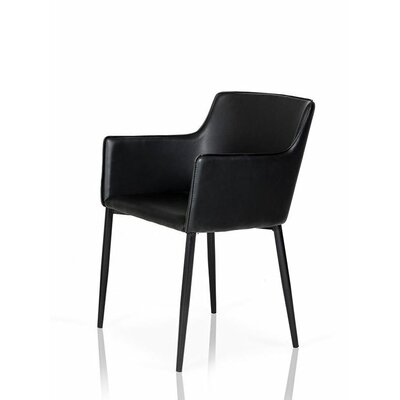 VIG Furniture Modrest Arm Chair in Black