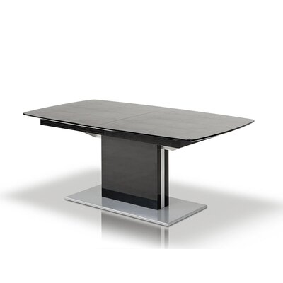 VIG Furniture Modrest Extendable Dining Table