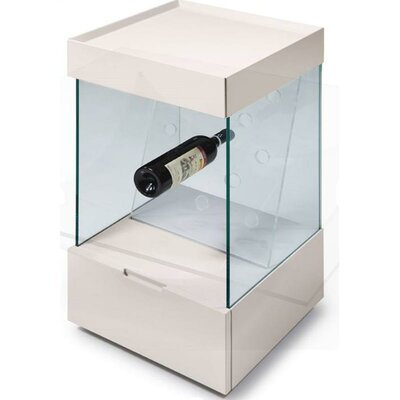 Wade Logan Belafonte 6 Bottle Floor Wine Rack