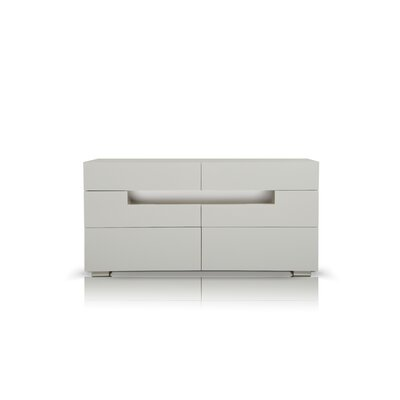 VIG Furniture Modrest Ceres 6 Drawer Dres..