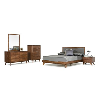 VIG Furniture Nova Domus Soria Platform Bed