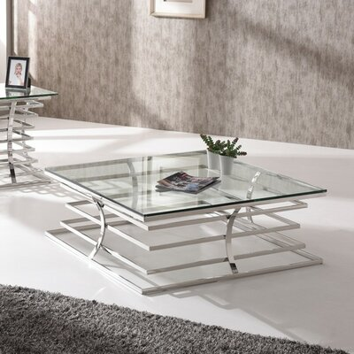 VIG Furniture Modrest Snyder Coffee Table