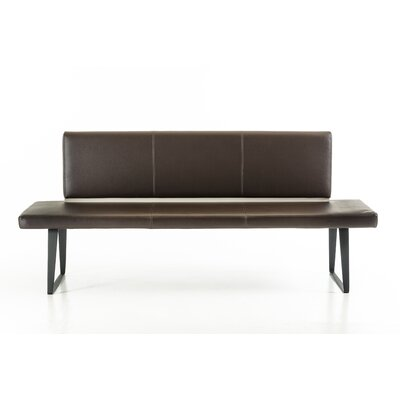 Wade Logan Marley Leatherette Kitchen Bench