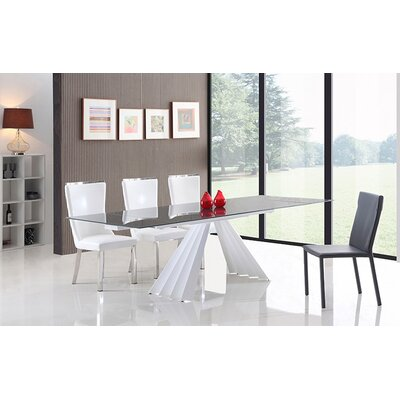 Wade Logan Stroud Extendable Dining Table