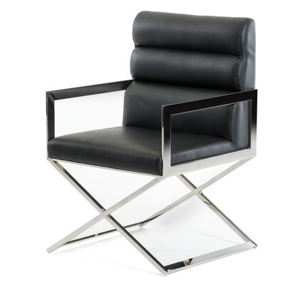 Wade Logan Wesley Capra Modern Arm Chair