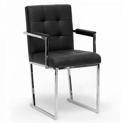 Wade Logan Wesley Click Modern Arm Chair