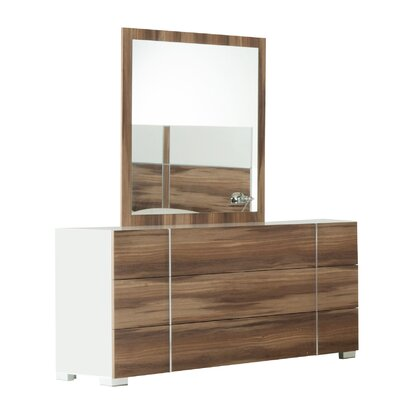VIG Furniture Nova Domus Giovanna 3 Drawer Dress..