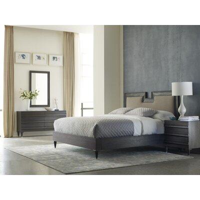 Brownstone Furniture Logan Panel Customizable Bedroom Set