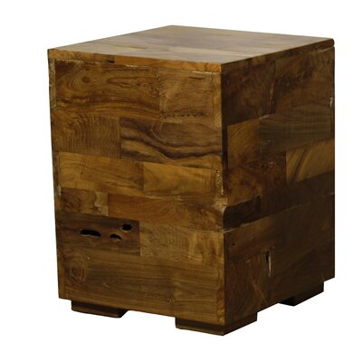New Pacific Direct Hugo End Table
