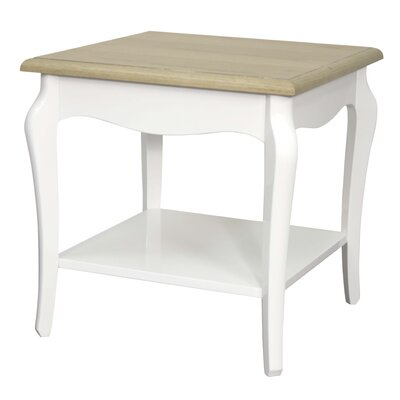 New Pacific Direct Lorette End Table