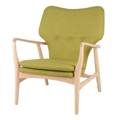 New Pacific Direct Colin Fabric Armchair
