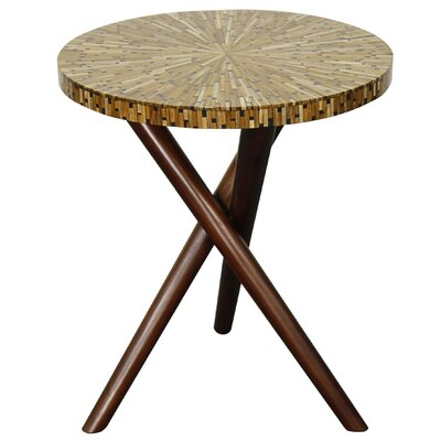 New Pacific Direct Burst End Table