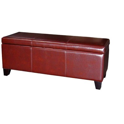 New Pacific Direct Luisa Storage Ottoman