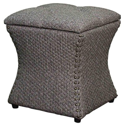 New Pacific Direct Amelia Storage Ottoman
