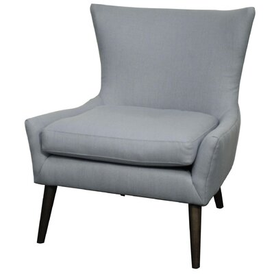 New Pacific Direct Zara Fabric Lounge Chair