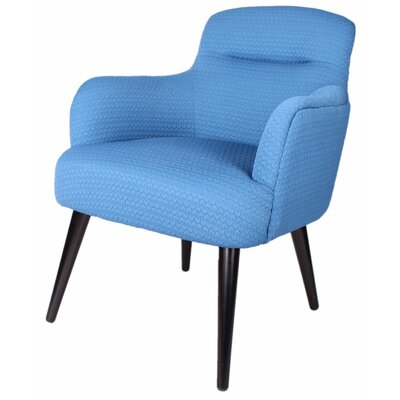 New Pacific Direct Kieran Fabric Armchair