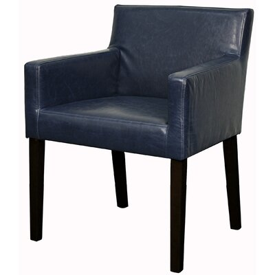 New Pacific Direct Griffin Bonded Leather Armchair