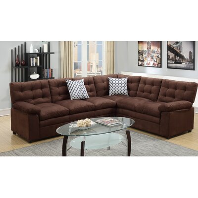 Poundex Bobkona Eylan Sectional