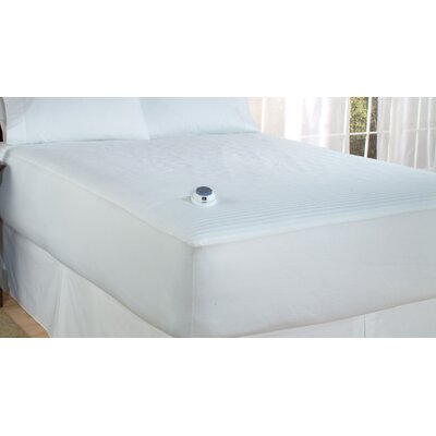 Perfect Fit Industries Polyester Electric Heated Mattress