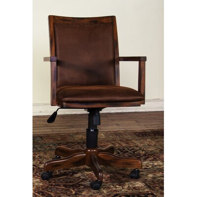 Sunny Designs Mid-Back Office Chair with Arm