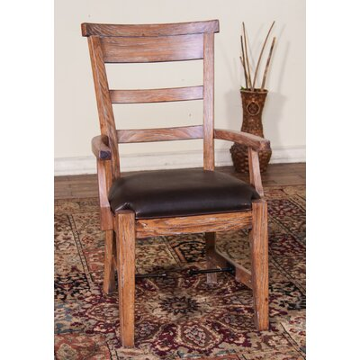 Sunny Designs Sandalwood Arm Chair