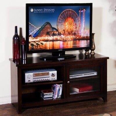 Sunny Designs Cappuccino TV Stand