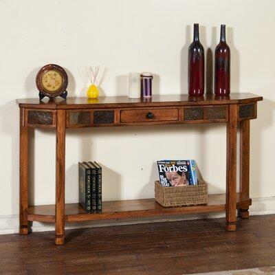 Sunny Designs Sedona Console Table