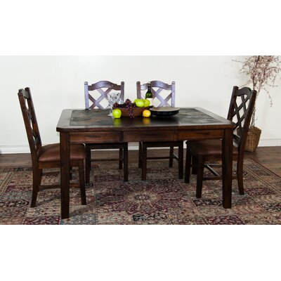 Sunny Designs Santa Fe Extendable Dining Table