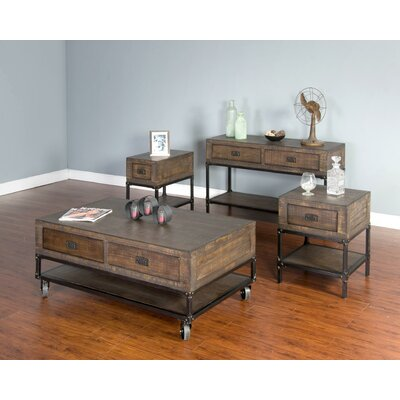 Sunny Designs Bristol Coffee Table Set