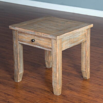 Sunny Designs Driftwood End Table