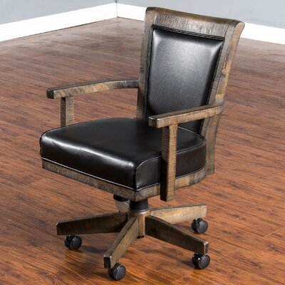 Loon Peak Amblewood Arm Chair