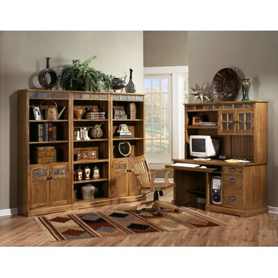 Sunny Designs Sedona Standard Desk Office Suite
