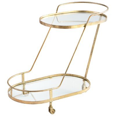 Cyan Design Patin Serving Cart