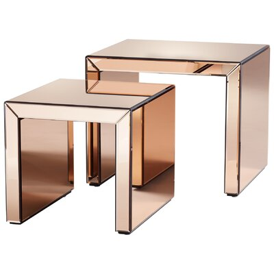 Cyan Design Abigail 2 Piece Nesting Tables