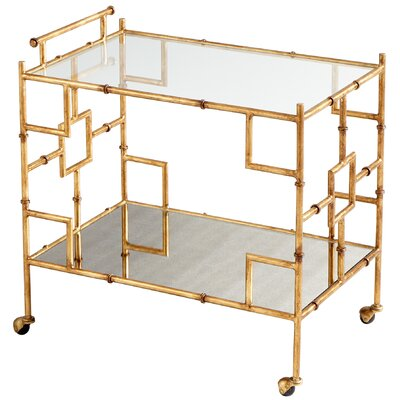 Cyan Design Molly Martini Bar Serving Cart
