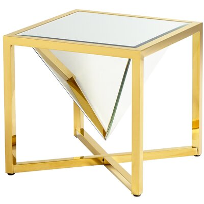 Cyan Design Titan Side Table
